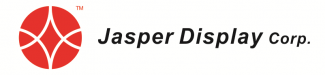 Jasper Display Corp. Logo